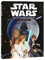 Buy Star Wars: The Original Graphic Novel from BooksDirect