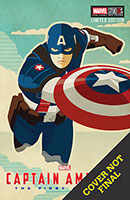 Marvel: Captain America: The First Avenger Movie Novel