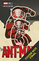 Marvel: Ant Man Movie Novel