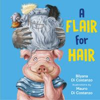 Buy A Flair for Hair from Book Warehouse