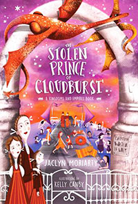 The Stolen Prince of Cloudburst(946)