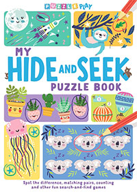 My Hide & Seek Puzzle Book