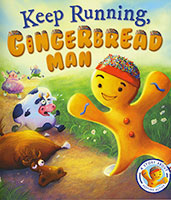 Buy Fairytales Gone Wrong: Keep Running, Gingerbread Man from Carnival Education