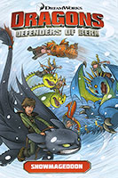 Dragons Defenders of Berk: Snowmageddon