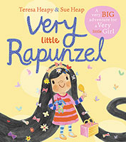 Buy Very Little Rapunzel from BooksDirect