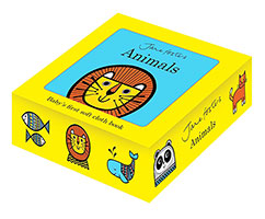Buy Jane Foster's Animals Cloth Book from Carnival Education