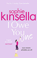 Buy I Owe You One: The Number One Sunday Times Bestseller from Book Warehouse