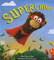Buy Storytime: Superchimp from BooksDirect