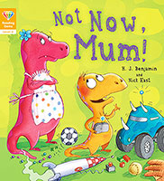 Buy Reading Gems: Not Now, Mum! (Level 2) from Book Warehouse