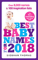 Best Baby Names for 2018: Over 8,000 names and 100 inspiration lists