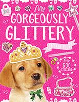 My Gorgeously Glittery Sticker Book