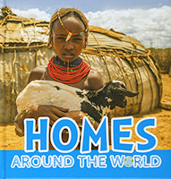Buy Around The World: Homes from BooksDirect