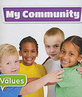Buy Our Values: My Community from BooksDirect