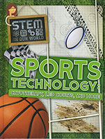 Buy STEM In Our World: Sports Technology from BooksDirect