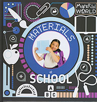 Buy Material World: Materials at School from BooksDirect