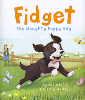 Buy Fidget the Naughty Puppy Dog from BooksDirect