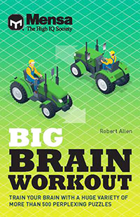 Buy Big Brain Workout (Mensa) from BooksDirect