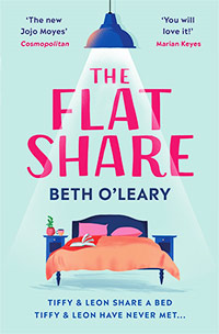 Buy The Flatshare from Book Warehouse