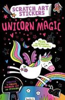 Buy Scratch Art Stickers: Unicorn Magic from BooksDirect