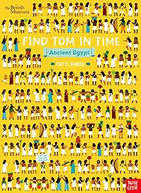 British Museum: Find Tom in Time, Ancient Egypt