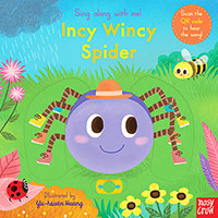 Buy Sing Along With Me! Incy Wincy Spider from BooksDirect