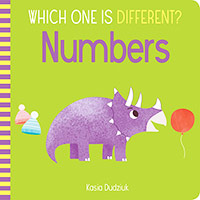 Which One Is Different: Numbers