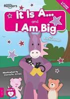 Buy BookLife Readers: Level 1 (Pink) It Is A... and I Am Big from BooksDirect