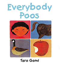 Buy Everybody Poos from Book Warehouse
