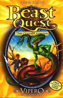 Beast Quest: #10 Vipero the Snake Man