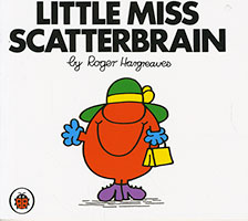 Buy Mr Men: Little Miss Scatterbrain from Top Tales