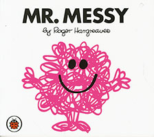 Mr Men: Mr Messy
