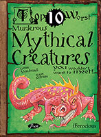 Buy Top Ten Worst: Mythical Creatures from Book Warehouse