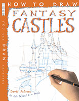 How To Draw: Fantasy Castles