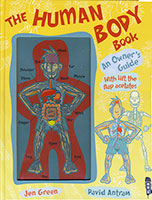 Buy The Human Body Book from Book Warehouse