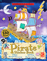 Scribblers Fun Activity: Pirate Sticker Book