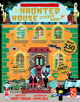 Buy Scribblers Fun Activity: Haunted House Sticker Book from BooksDirect