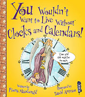 Buy You Wouldn't Want to Live Without: Clocks and Calendars from BooksDirect