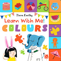 Learn With Me!: Colours