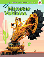 Mighty Mechanics: Monster Vehicles