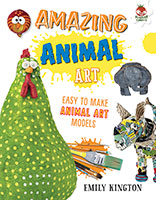 Buy Wild Art: Amazing Animal Art from BooksDirect