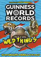 Buy Guinness World Records 2019 Amazing Animals: Wild Things from BooksDirect
