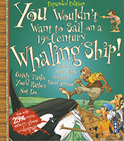 Buy You Wouldn't Want To: Sail on a Whaling Ship from Book Warehouse