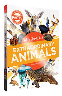 Fantastic Facts About Australia Pack of 4 Paperbacks(400)