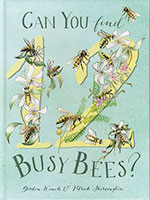 Buy Can You Find 12 Busy Bees? from BooksDirect