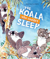 The Koala Who Couldn't Sleep