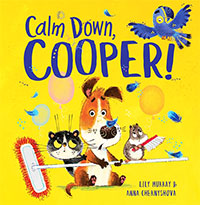 Buy Calm Down Cooper! from BooksDirect