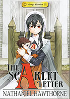 Buy Manga Classics: The Scarlett Letter from Book Warehouse
