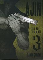 Buy Ajin: #3 Manga from Book Warehouse