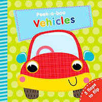 Buy Vehicles (Peek-a-boo) from BooksDirect