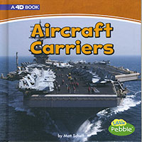 Mighty Military Machines: Aircraft Carriers